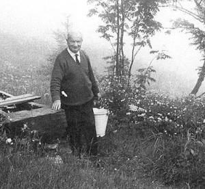 Heidegger The Shaman Singing To The Plants